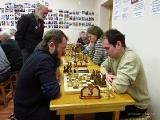 1й этап Кубка Кузьмолово по быстрым шахматам 2017.